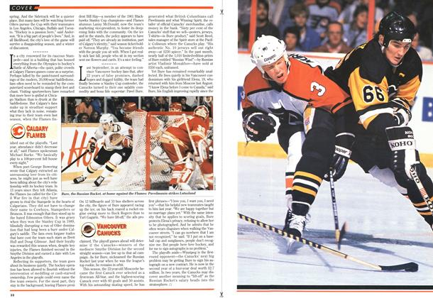 Article Preview: THE HOLY GRAIL, April 1993 | Maclean's