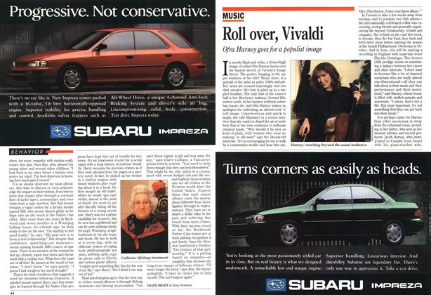 Article Preview: Roll over, Vivaldi, April 1993 | Maclean's