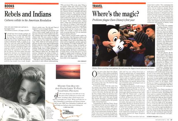 Article Preview: Where's the magic?, May 1993 | Maclean's
