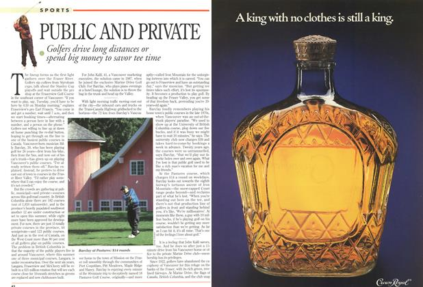 Article Preview: PUBLIC AND PRIVATE, May 1993 | Maclean's