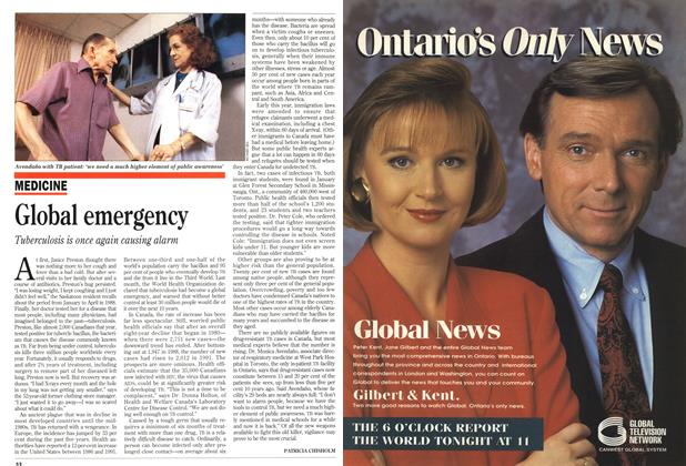 Article Preview: Global emergency, May 1993 | Maclean's