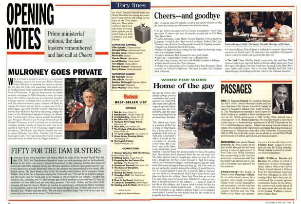 Article Preview: Maclean's, May 1993 | Maclean's