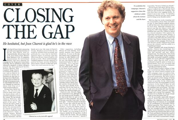 Article Preview: CLOSING THE GAP, June 1993 | Maclean's