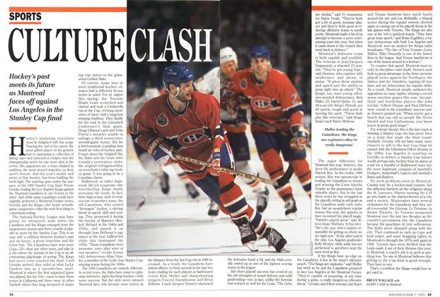 Article Preview: CULTURECLASH, June 1993 | Maclean's