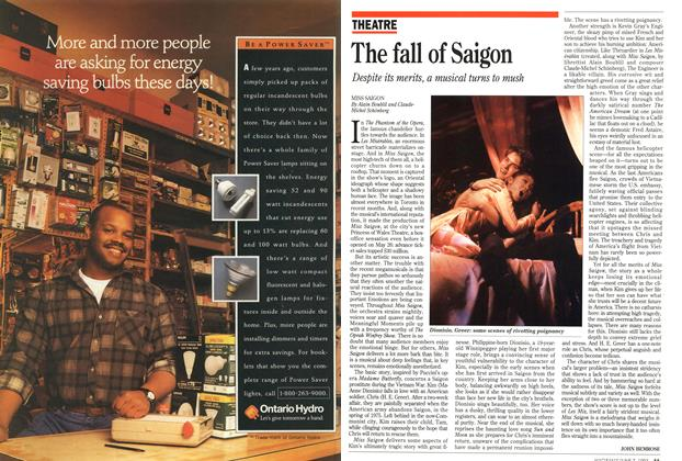 Article Preview: The fall of Saigon, June 1993 | Maclean's
