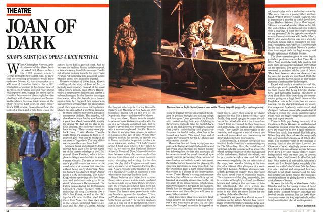 Article Preview: JOAN OF DARK, June 1993 | Maclean's