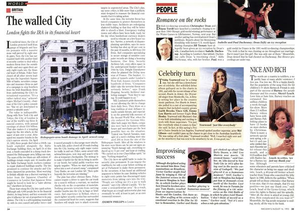 Article Preview: The walled City, August 1993 | Maclean's
