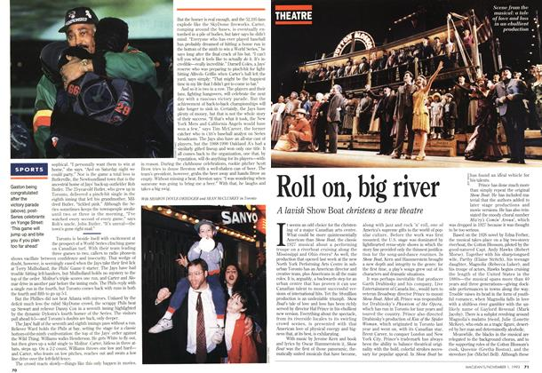 Article Preview: Roll on, big river, November 1993 | Maclean's