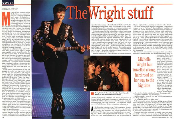 Article Preview: The Wright stuff, November 1993 | Maclean's