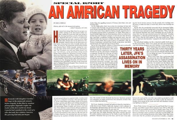 Article Preview: AN AMERICAN TRAGEDY, November 1993 | Maclean's