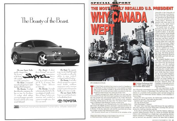 Article Preview: WHY CANADA WEPT, November 1993 | Maclean's