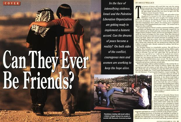 Article Preview: Can They Ever Be Friends?, December 1993 | Maclean's