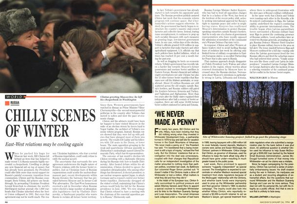 Article Preview: 'WE NEVER MADE A PENNY', January 1994 | Maclean's