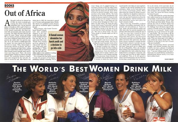 Article Preview: Out of Africa, February 1994 | Maclean's