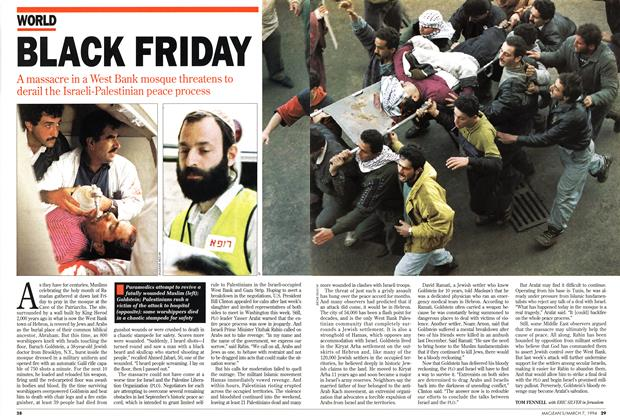 Article Preview: BLACK FRIDAY, March 1994 | Maclean's