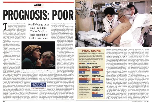 Article Preview: PROGNOSIS: POOR, March 1994 | Maclean's