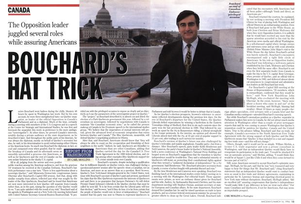 Article Preview: BOUCHARD'S HAT TRICK, March 1994 | Maclean's