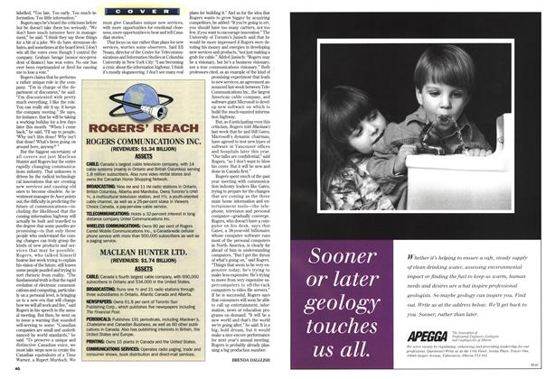 Article Preview: ROGERS' REACH, March 1994 | Maclean's