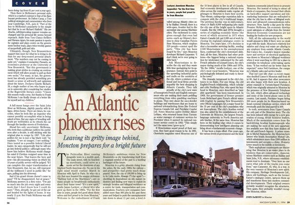 Article Preview: An Atlantic phoenix rises, April 1994 | Maclean's
