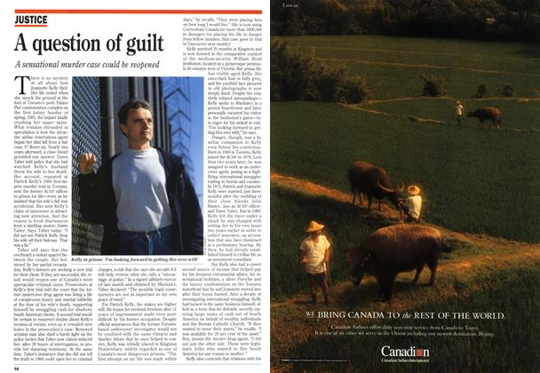 Article Preview: A question of guilt, April 1994 | Maclean's