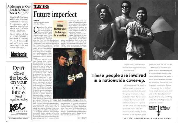 Article Preview: Future imperfect, May 1994 | Maclean's