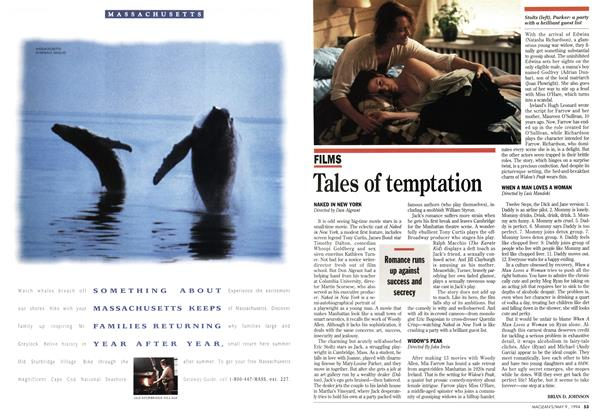 Article Preview: Tales of temptation, May 1994 | Maclean's