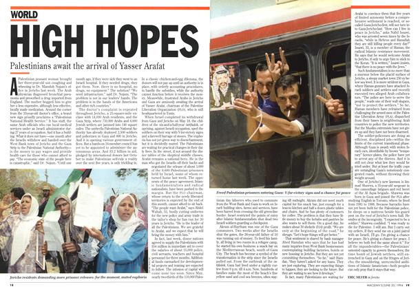 Article Preview: HIGH HOPES, June 1994 | Maclean's