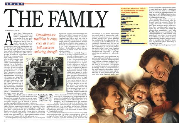 Article Preview: THE FAMILY, June 1994 | Maclean's