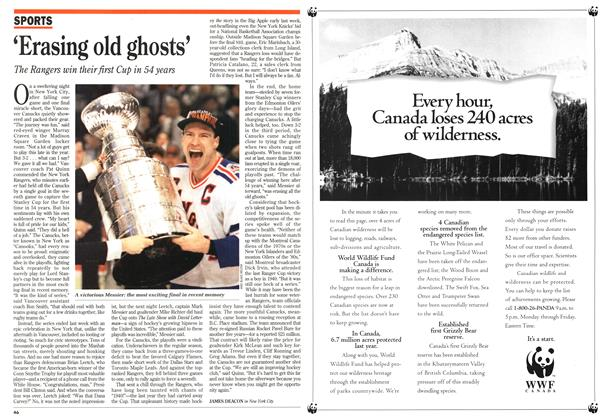 Article Preview: 'Erasing old ghosts', June 1994 | Maclean's