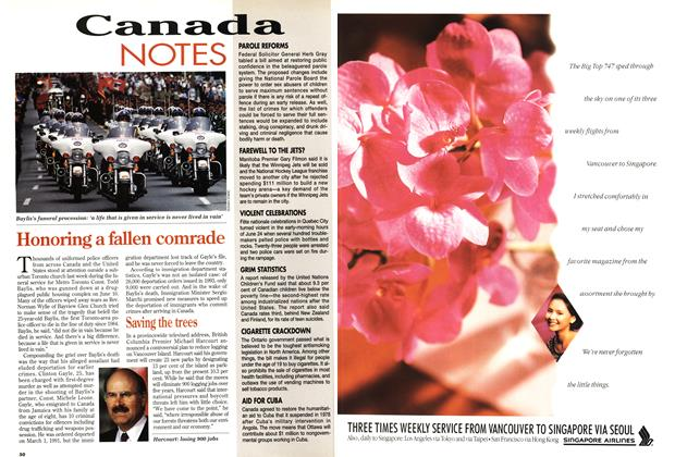Article Preview: Canada NOTES, July 1994 | Maclean's