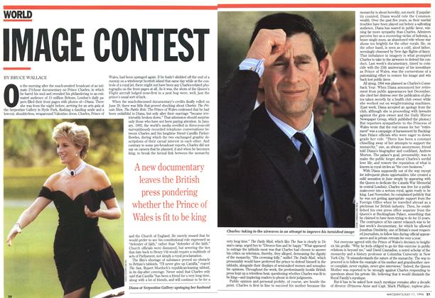 Article Preview: IMAGE CONTEST, July 1994 | Maclean's
