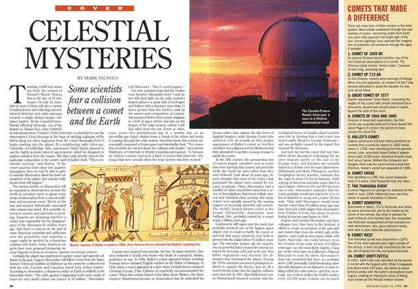 Article Preview: CELESTIAL MYSTERIES, July 1994 | Maclean's