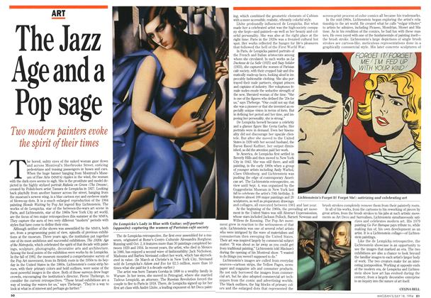 Article Preview: The Jazz Age and a Pop sage, July 1994 | Maclean's