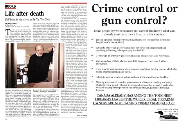 Article Preview: Life after death, July 1994 | Maclean's