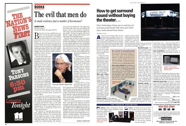 Article Preview: The evil that men do, July 1994 | Maclean's