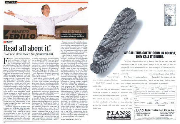 Article Preview: Read all about it!, August 1994 | Maclean's