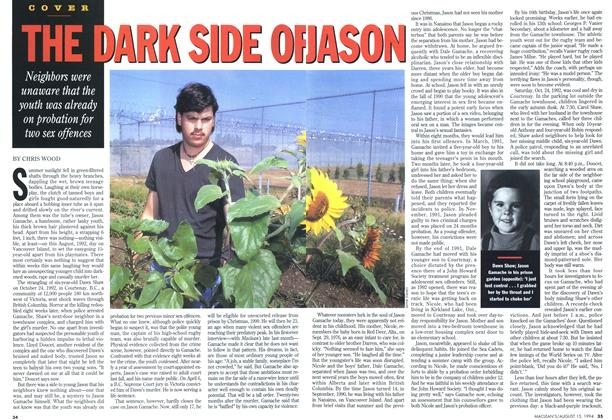 Article Preview: THE DARK SIDE OF JASON, August 1994 | Maclean's