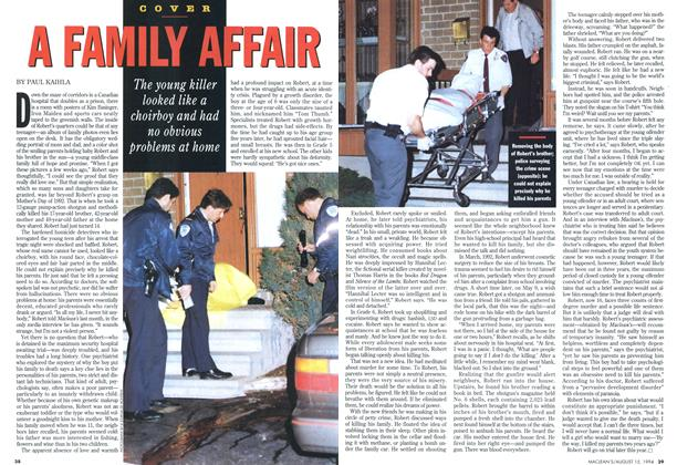 Article Preview: A FAMILY AFFAIR, August 1994 | Maclean's