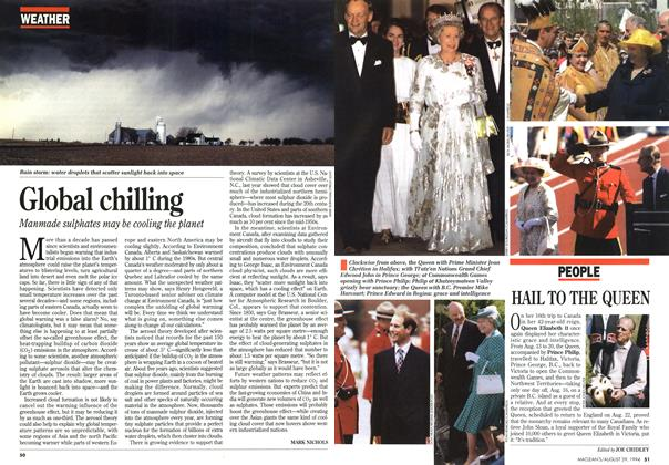 Article Preview: Global chilling, August 1994 | Maclean's