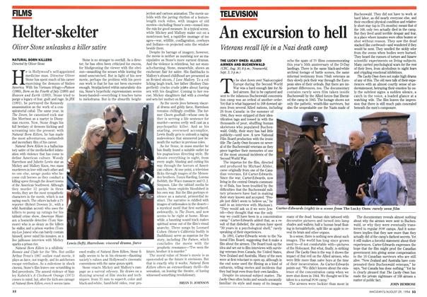Article Preview: An excursion to hell, August 1994 | Maclean's