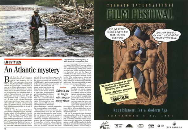 Article Preview: An Atlantic mystery, September 1994 | Maclean's