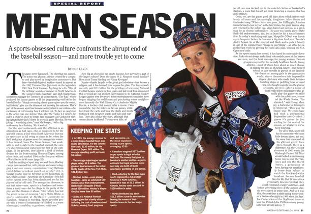 Article Preview: MEAN SEASON, September 1994 | Maclean's