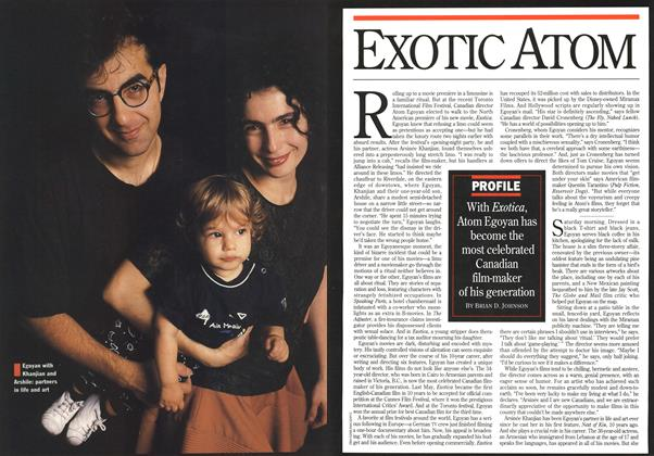 Article Preview: EXOTIC ATOM, October 1994 | Maclean's