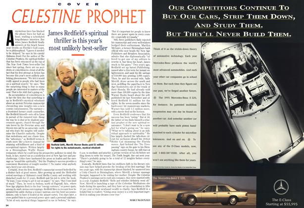 Article Preview: CELESTINE PROPHET, October 1994 | Maclean's