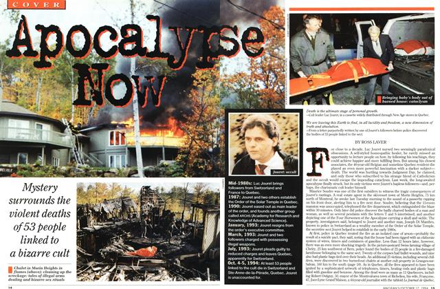 Article Preview: Apocalysse Now, October 1994 | Maclean's
