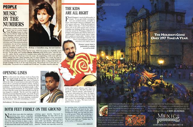Article Preview: PEOPLE, October 1994 | Maclean's