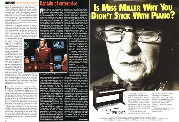Article Preview: Captain of enterprise, November 1994 | Maclean's