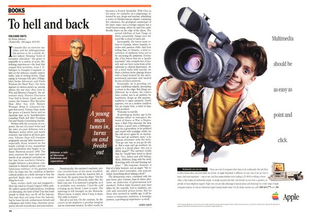 Article Preview: To hell and back, November 1994 | Maclean's