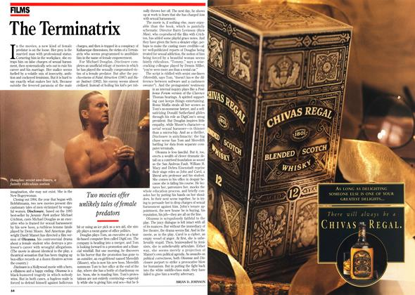 Article Preview: The Terminatrix, December 1994 | Maclean's