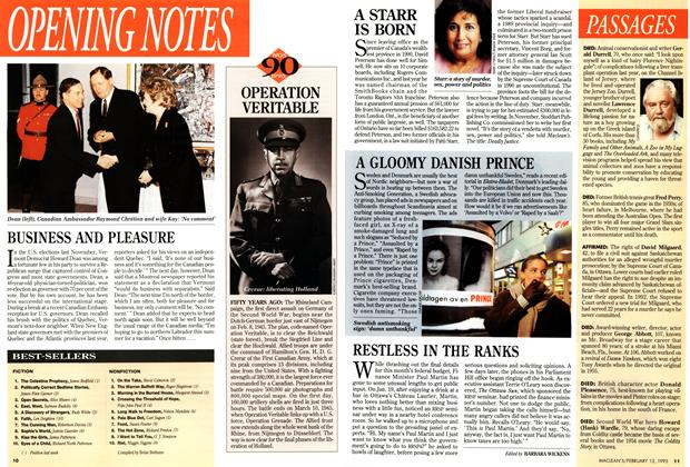 Article Preview: BEST-SELLERS, February 1995 | Maclean's